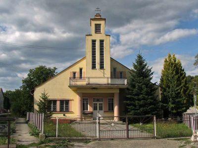 Kaplnka sv. Cyrila a Metoda v Bohuniciach