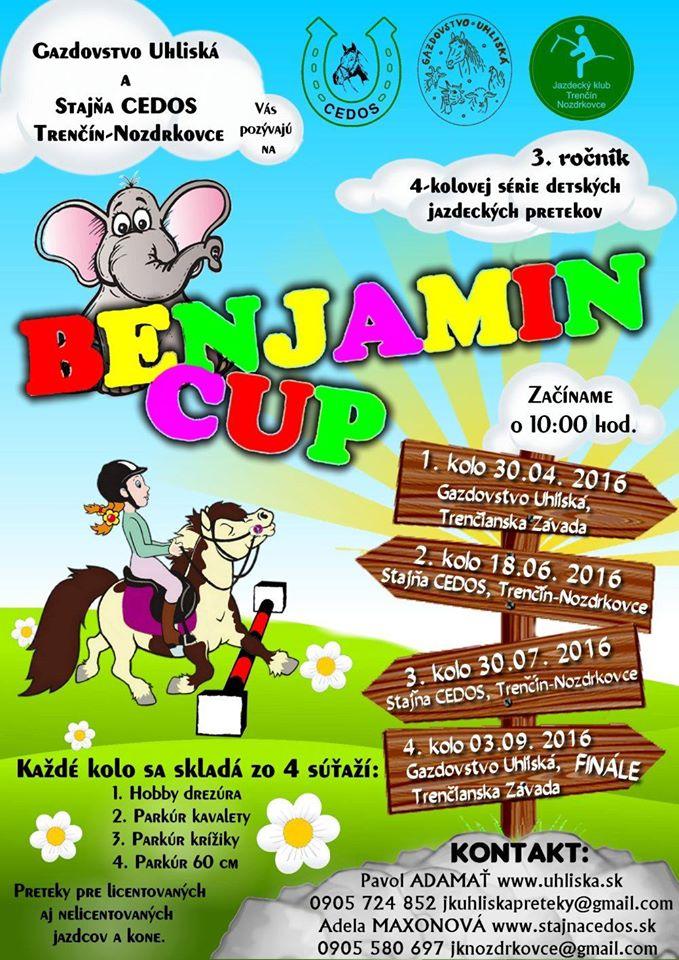 Benjamin cup